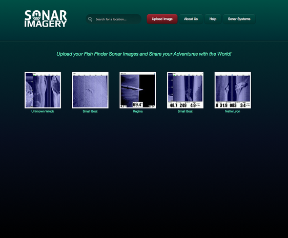 Sonar Imagery