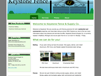 Keystone Fence & Supply CO.